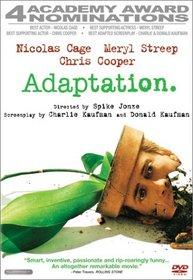 Adaptation (Superbit Collection)