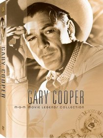 Gary Cooper MGM Movie Legends Collection (The Cowboy and the Lady / The Real Glory / Vera Cruz / The Winning of Barbara Worth)