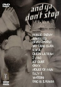 And Ya Don't Stop: Hip Hop's Greatest Videos, Vol. 1