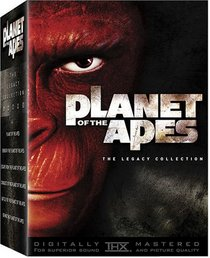 Planet of the Apes - The Legacy Collection (Planet of the Apes / Beneath the / Escape from the / Conquest of the / Battle for the)