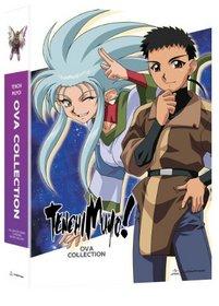 Tenchi Muyo!: OVA Series (Blu-ray/DVD Combo)
