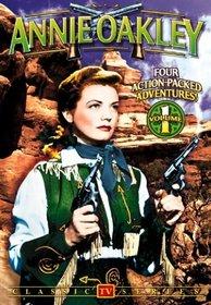 Annie Oakley:Vol 1 TV Series