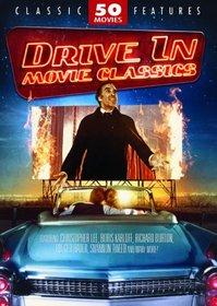 Drive-In Movie Classics 50 Movie Pack