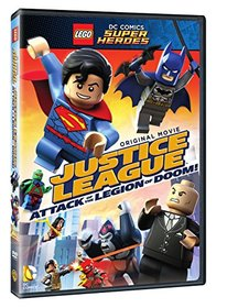 LEGO DC Super Heroes: Justice League: Attack of the Legion of Doom! (No Figurine) (DVD)