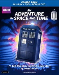 Doctor Who: An Adventure in Space & Time [Blu-ray]