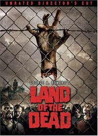 Mc-land Of The Dead [dvd] [movie Cash/unrated Directors Cut/george Romeros]