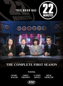 This Hour Has 22 Minutes-Season 1