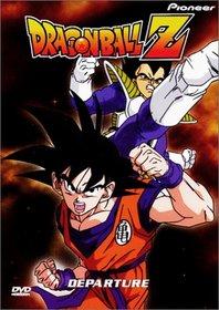 Dragonball Z, Vol. 9 - Departure