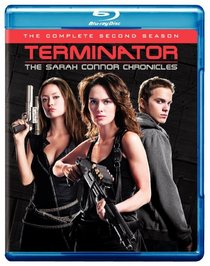 Terminator: The Sarah Connor Chronicles - The Complete Second Season [Blu-ray]