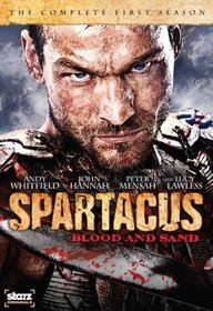 Spartacus: Blood and Sand - The Complete First Season