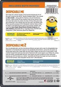 Despicable Me: 2-Movie Collection