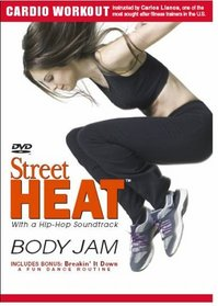 Street Heat: Body Jam