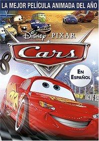 Cars (Spanish Language Widescreen Edition)