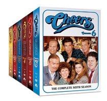 Cheers - The Complete Seasons 1-6