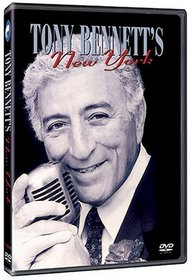 Tony Bennett's New York