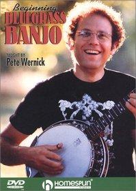 DVD-Beginning Bluegrass Banjo