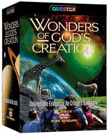 Wonders of God's Creation, Vol. 1-6