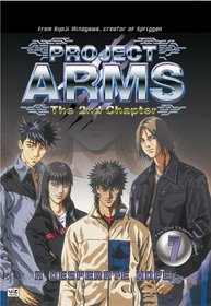 Project Arms  2nd Chapter - Vol 7 - A Desperate Hope