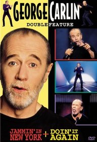 George Carlin - Doin' It Again/Jammin' In New York