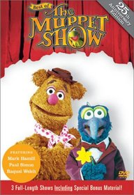 Best of the Muppet Show - Mark Hamill / Paul Simon / Raquel Welch