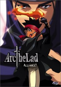 Arc the Lad - Alliance (Vol. 4)