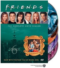Friends - The Complete First Six Seasons