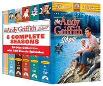 The Andy Griffith Show - Six Season Pack