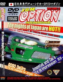 JDM Option: D1 Tokyo Night Time Drift