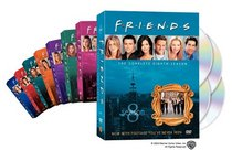 Friends - The Complete First Eight Seasons (8-Pack)