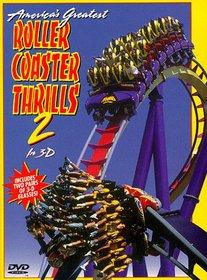 America's Greatest Roller Coaster Thrills 2 in 3-D