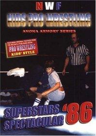 NWF Kids Pro Wrestling Superstars Spectacular '86