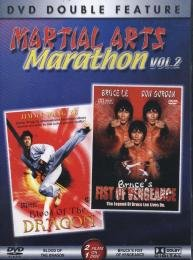 Martial Arts Marathon, Vol. 2: Blood of the Dragon / Bruce's Fist of Vengeance