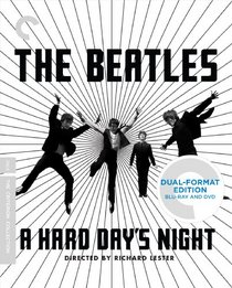 A Hard Day's Night (Criterion Collection) [Blu-ray]