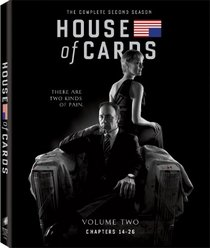 House of Cards-Complete Second Season (Blu-ray/ Ultraviolet)