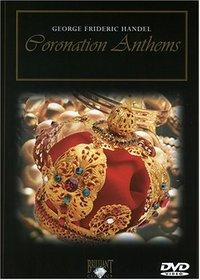 Handel - Coronation Anthems / David Willcocks, Holland Boys Choir, Dutch Baroque Collegium