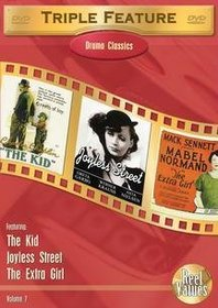 Triple Feature Drama Classics, Vol. 7: The Kid/Joyless Street/The Extra Girl