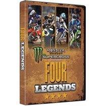 Supercross: Four Legends