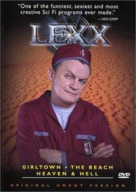 Lexx: Series 3, Vol. 4