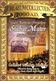 Pergolesi - Stabat Mater / Ricciarelli, Benedetto Marcello Orchestra (Jubilaeum Collection)