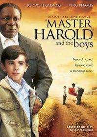'MASTER HAROLD'...and the boys
