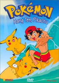 Pokemon - Hang Ten Pikachu (Vol. 22)