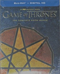 Game of Thrones Season 6 Limited Edition Seven Pointed Star Sigil Packaging (Blu-Ray+Digital HD)