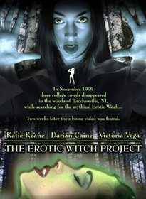 Erotic Witch Project Collector's Edition DVD