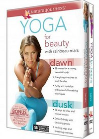 Yoga for Beauty with Rainbeau Mars - 2 Volume Gift Set (Dawn & Dusk)