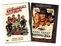 Cannonball Run / Lightning Jack (Two-Pack)