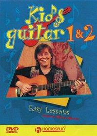 Homespun Kid's Guitar DVD's 1 & 2 Pack, ¹