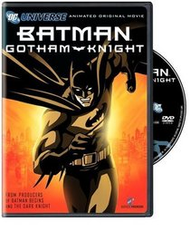 Batman Gotham Knight (Single-Disc Edition)