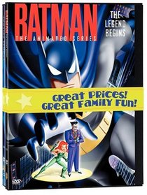 Batman - The Animated Series - The Legend Begins/Justice League
