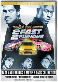 Fast and Furious 2-Movie 2-Pack Collection (Full Screen Editions)