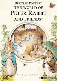 The World of Peter Rabbit and Friends: Beatrix Potter